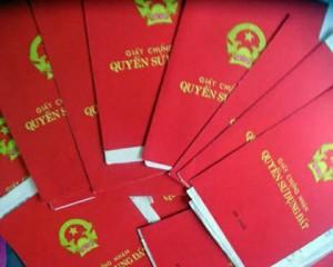 Tách sổ đỏ nhanh uy tín tại Hà Nội
