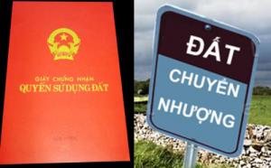 Cấp giấy chứng nhận quyền sử dụng đất