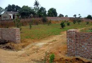 Thủ tục hợp thửa đất