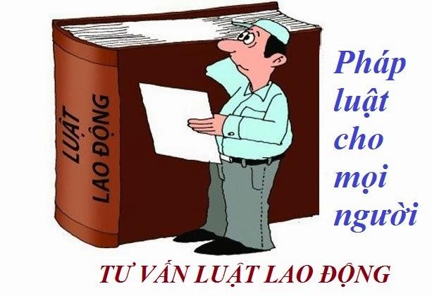 Dịch vụ tư vấn luật lao động cho cá nhân doanh nghiệp