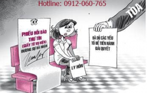 Thủ tục ly hôn đơn phương nhanh giá rẻ