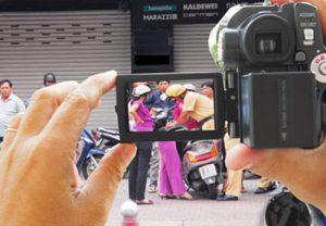 Không cấm người dân quay phim CSGT đang làm nhiệm vụ