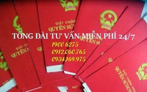 Tư vấn làm sổ đỏ đất thổ cư nhanh tại Hà Nội