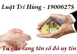Thủ tục sang tên sổ đỏ thừa kế tại Hà Nội