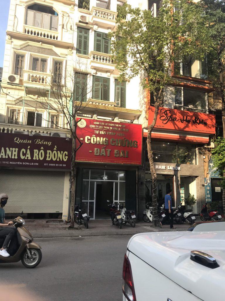 Luật Trí Hùng - 10 năm một chặng đường - chi nhánh Long Biên